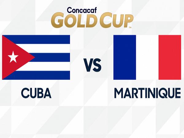 Nhận định Cuba vs Martinique, 7h00 ngày 20/06