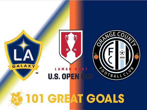 Nhận định LA Galaxy vs Orange County, 9h30 ngày 13/06