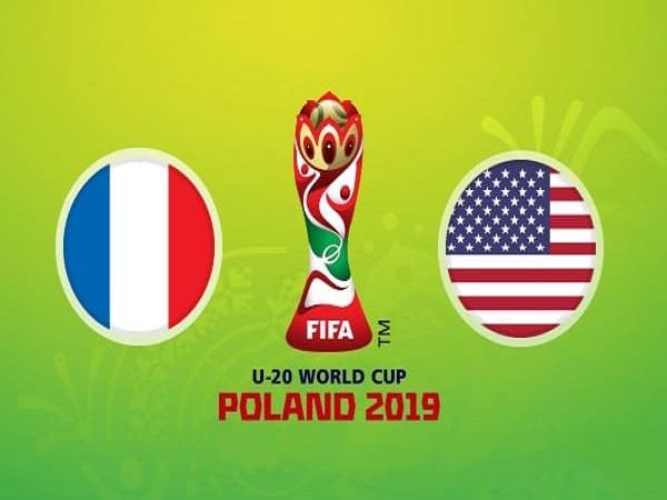 Nhận định U20 Pháp vs U20 Mỹ, 22h30 ngày 4/06