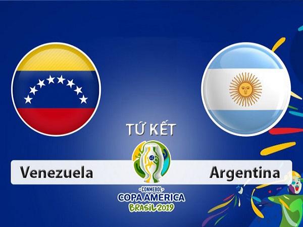 Nhận định Venezuela vs Argentina, 2h00 ngày 29/06