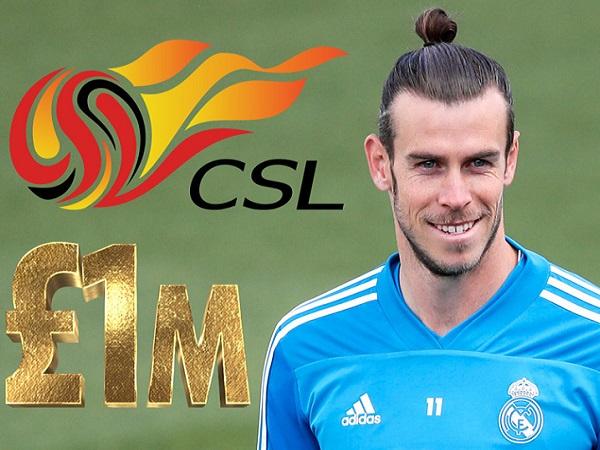 Bale sắp sang Trung Quốc nhận lương cao nhất lịch sử