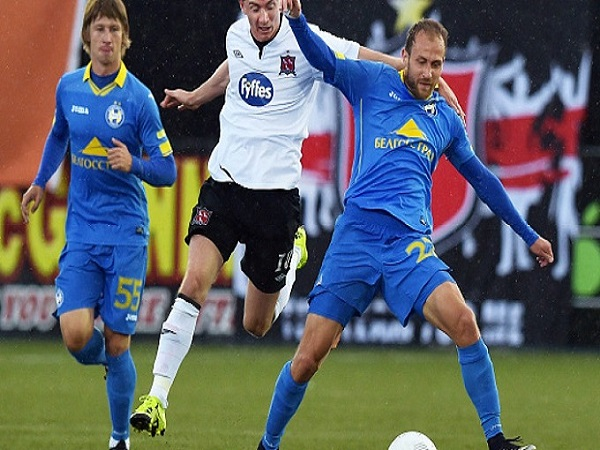 Nhận định BATE Borisov vs Astana