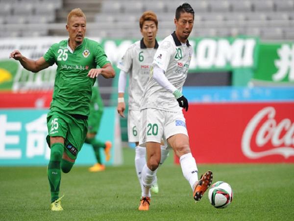Nhận định Gifu vs Tochigi