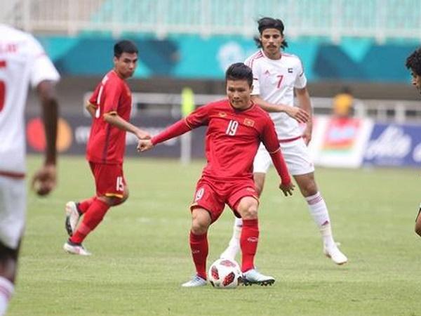Báo UAE nhận định U23 Việt Nam là đối thủ mạnh nhất bảng đấu