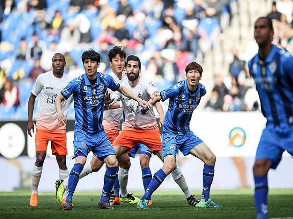Nhận định Ulsan Hyundai vs Gangwon