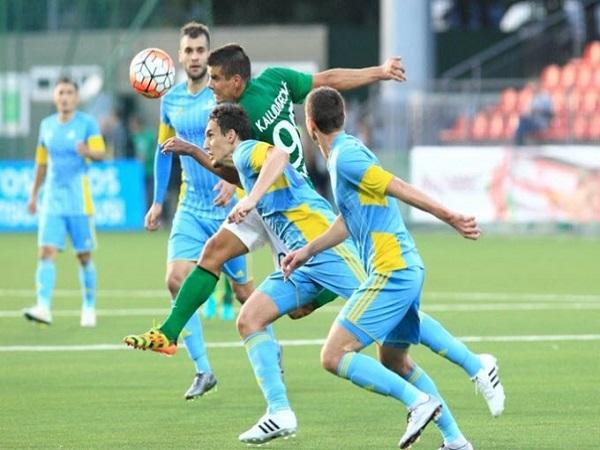 Nhận định Astana vs Partizan, 21h50 ngày 03/10