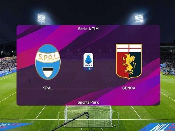 Nhận định kèo Spal vs Genoa, 2h45 ngày 26/11