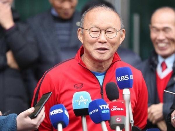 HLV Park Hang Seo không về TP.HCM cùng U23 Việt Nam