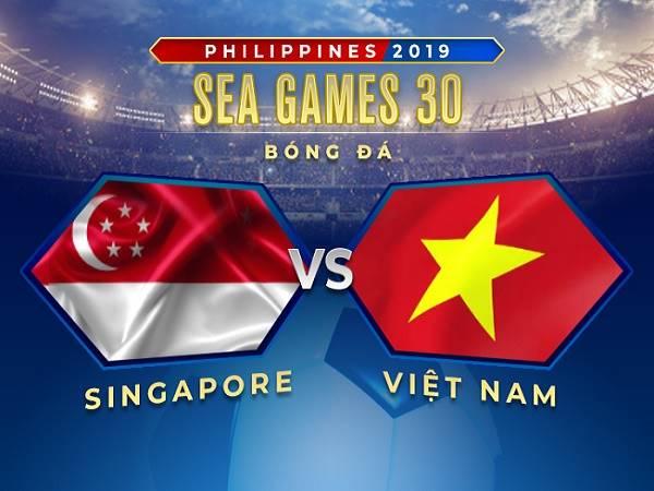 Nhận định kèo U22 Singapore vs U22 Việt Nam, 19h00 ngày 3/12