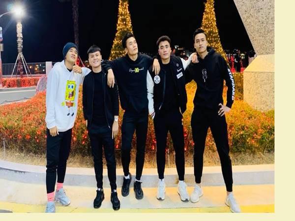Tin bóng đá Việt Nam 19-12: U23 Việt Nam 'xả hơi' ở Hàn Quốc