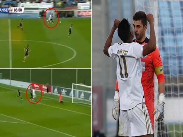 Sao Real Madrid bị cấm đá trận El Clasico vì lý do không tưởng