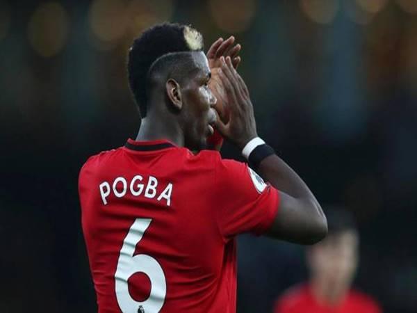 CĐV Manchester United cảm thấy phấn khích tin về Paul Pogba