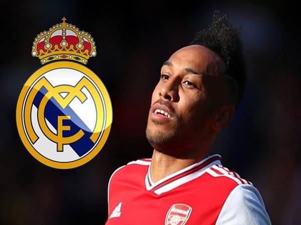 Tin chuyển nhượng: Arsenal liên hệ Real Mandrid để bán Aubameyang