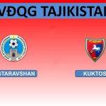 Nhận định Istaravshan vs Kuktosh 18h00, 11/4 (VĐQG Tajikistan)