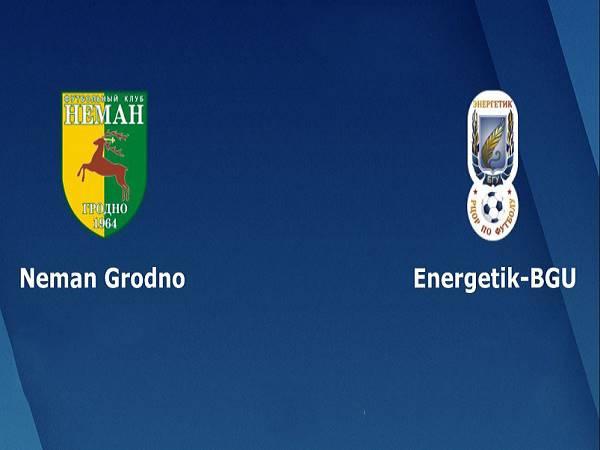 Nhận định Neman Grodno vs Energetik BGU, 0h00 ngày 25/04