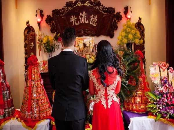 Văn khấn cưới gả chuẩn theo phong tục Việt Nam