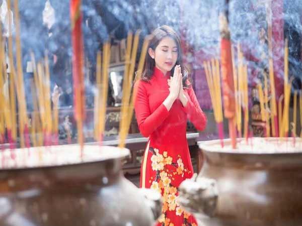văn khấn khi đi chùa lễ Phật chuẩn tâm linh