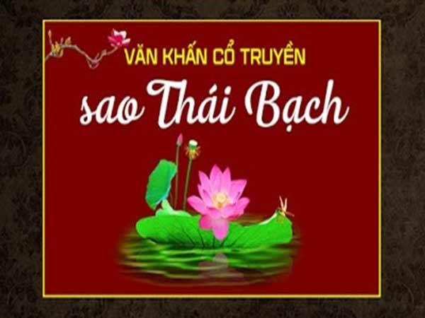 Văn khấn giải hạn sao Thái Bạch chuẩn tâm linh