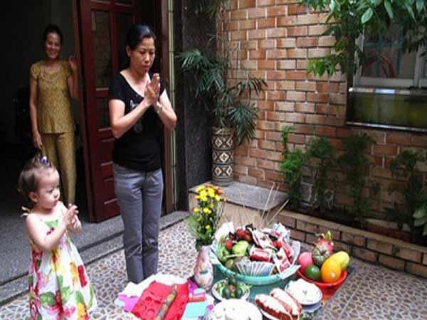Cách làm lễ cầu siêu cho vong linh thai nhi