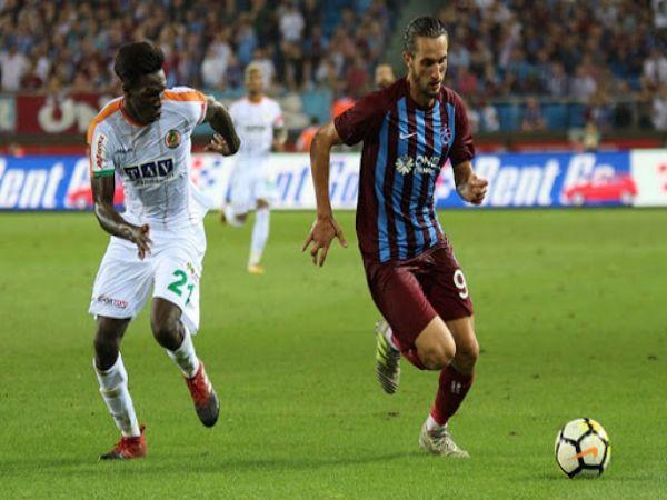 Nhận định kèo bóng đá Trabzonspor vs Alanyaspor