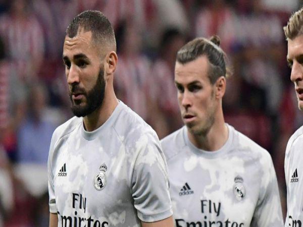 Benzema xuất sắc khiến Bale phải xấu hổ
