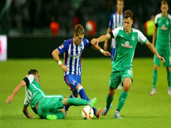 Nhận định kèo bóng đá Werder Bremen vs Hertha, 19/9/2020