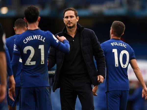 Bóng đá Anh tối 21/10: Chelsea giữ sạch lưới, Lampard mừng như thắng