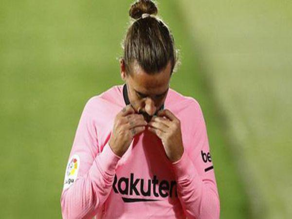 Chuyển nhượng bóng đá 26/10: Griezmann hối hận vì gia nhập Barca