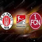 Nhận định St. Pauli vs Nurnberg, 01h30 ngày 20/10