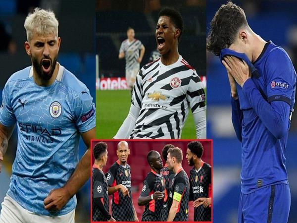 Tin bóng đá Anh 23/10: Liverpool vượt khó nhưng MU ấn tượng nhất