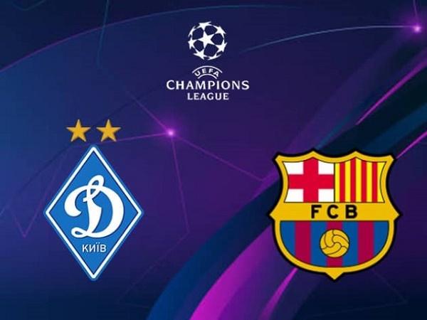 Nhận định Dynamo Kyiv vs Barcelona 03h00, 25/11 - Cúp C1 Châu Âu