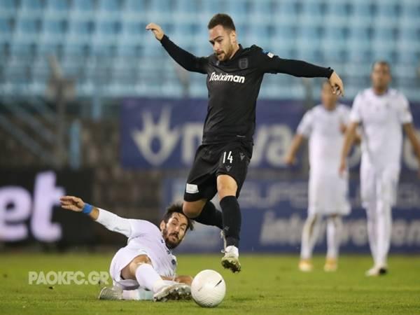 Nhận định tỷ lệ Omonia Nicosia vs PAOK (3h00 ngày 4/12)