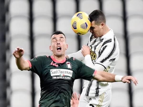 Tin bóng đá Ý 23/2: Ronaldo đưa Juventus trở lại top 3