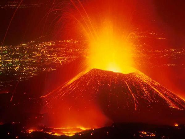 Mơ thấy núi lửa là điềm đen hay đỏ? Ghi ngay con số nào?
