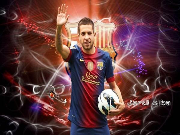 Jordi Alba - Tìm hiểu thông tin, tiểu sử, sự nghiêp của cầu thủ Jordi Alba