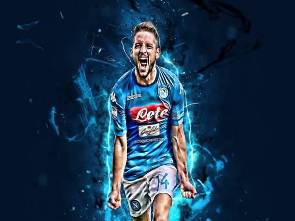 Dries Mertens: Sát thủ nhỏ con của câu lạc bộ Napoli