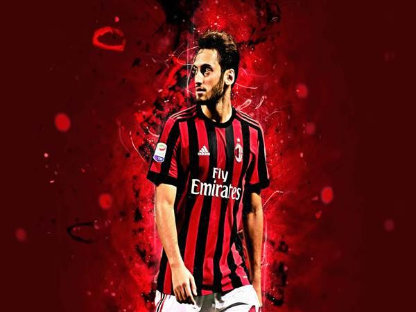 Tiểu sử Hakan Calhanoglu - Cầu thủ câu lạc bộ AC Milan