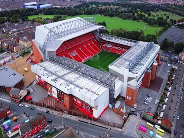Sân Anfield - Tìm hiểu sân nhà của câu lạc bộ Liverpool