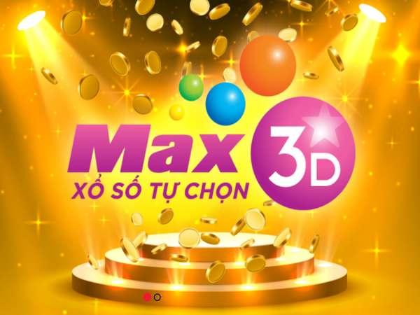 Lịch quay Max 3D – Kết quả trực tiếp Vietlot hôm nay nhanh nhất