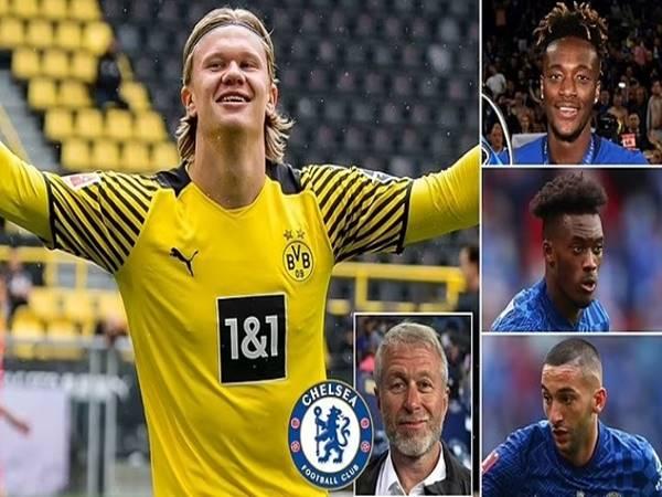 Tin bóng đá trưa 16/7: Dortmund từ chối bán Haaland cho Chelsea
