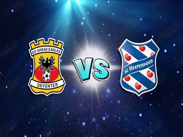 Nhận định bóng đá Go Ahead vs Heerenveen, 01h00 ngày 14/8