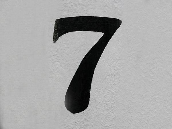 Nằm mơ thấy số 7 có ý nghĩa gì đánh con gì dễ trúng