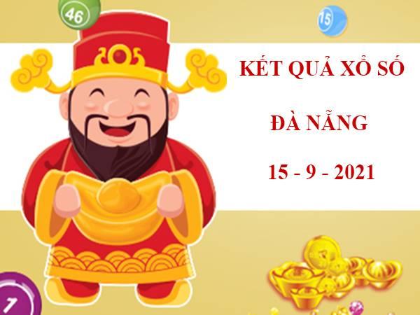 Dự đoán KQSX Đà Nẵng thứ 4 ngày 15/9/2021